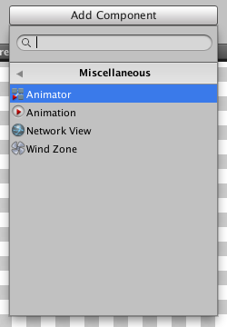 Miscellaneous - Animator